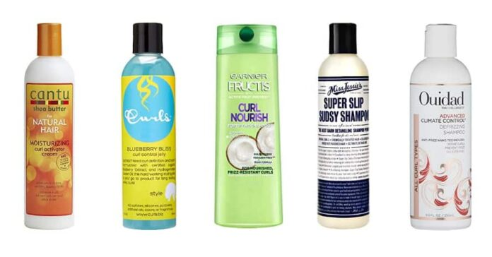 Best Products for Curly Gray Hair