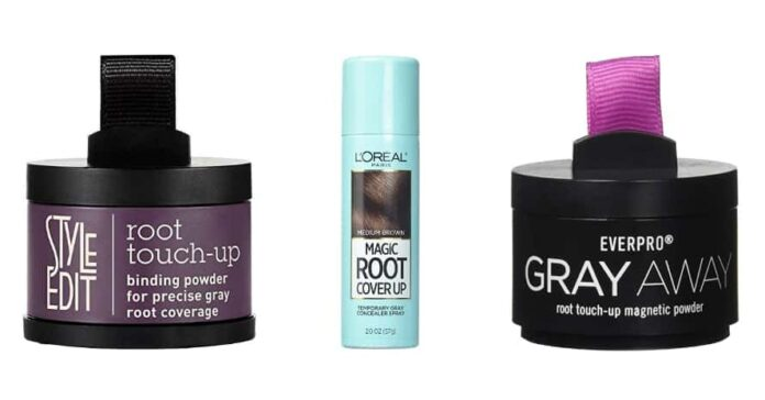 Best Products to Cover Gray Hair in