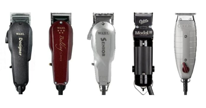 Best Professional Hair Clippers Barbers Use