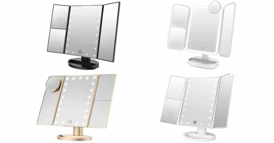 Best Makeup Mirrors That Light Up Your, Best Makeup Mirrors With Light