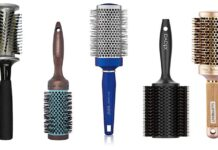 Best Round Brushes For Hair Drying